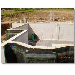 WATER PROOFING - FLOORING & DECK