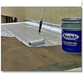 WATER PROOFING - ROOFING